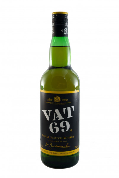 VAT 69 Finest Scotch Whisky - 40% vol - (0,7L)