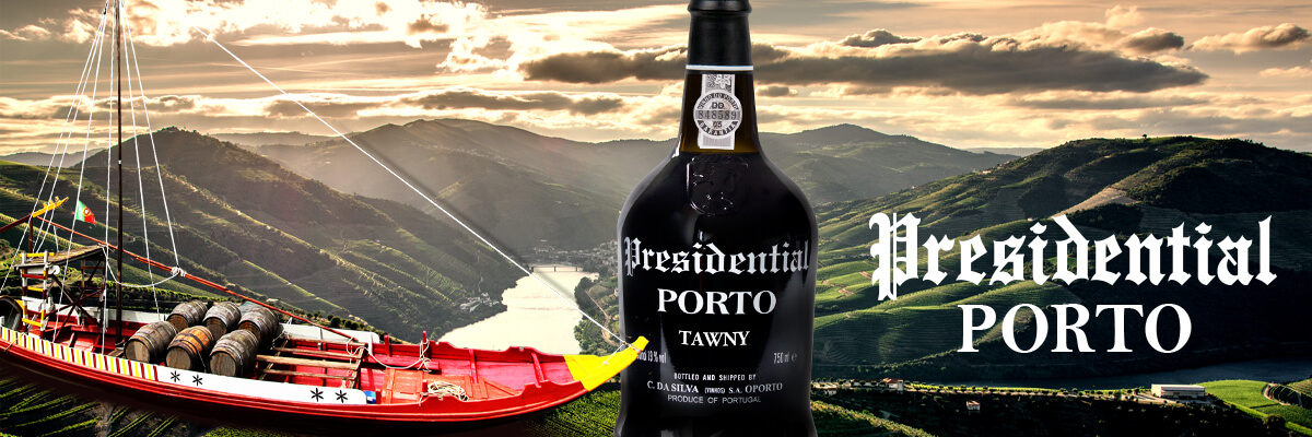 Presidential Porto Tawny Portwein