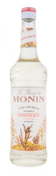 Monin Weißer Rohrzucker Sucre de Canne Sirup - 0,7L