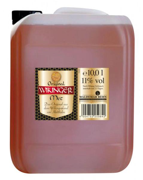 Wikinger Met 10 Liter Kanister - 10L 11% vol