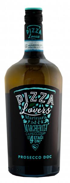Pizza Lovers Prosecco Frizzante DOC - 0,75L 11% vol