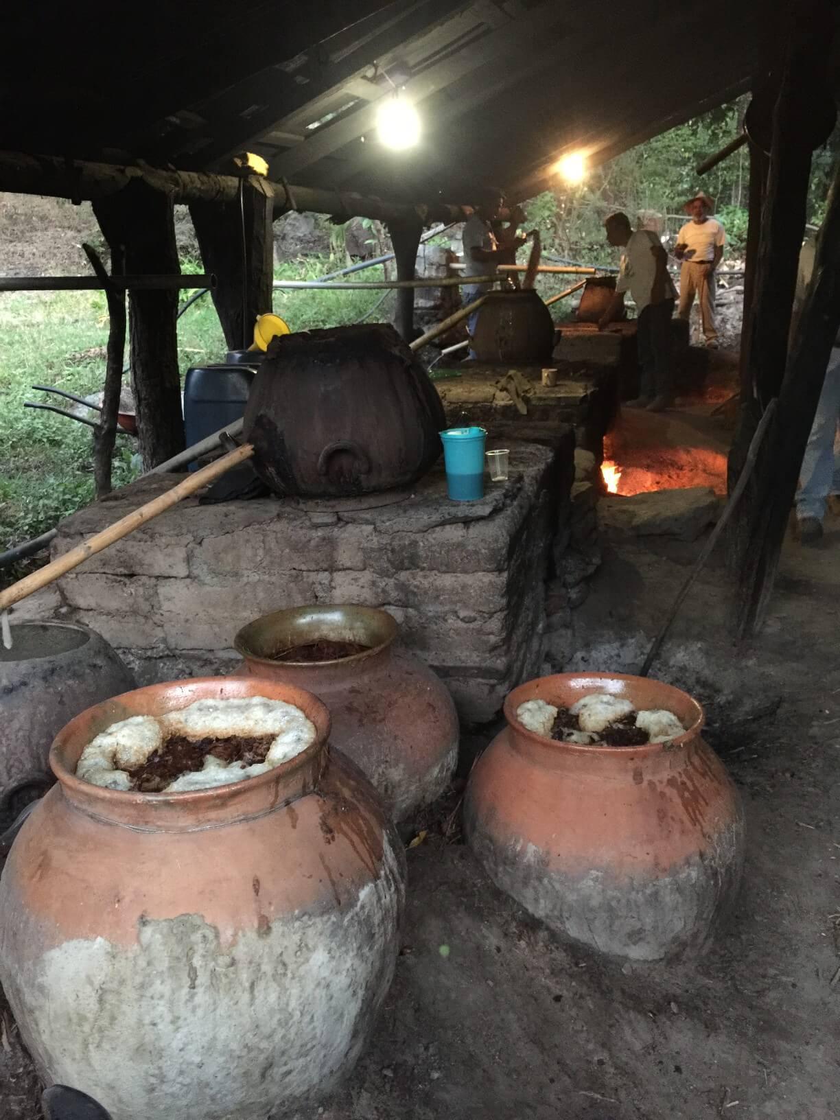 Gärbehälter Fermentation