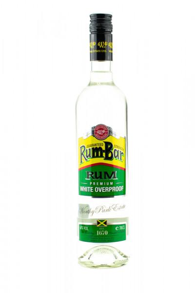 Worthy Park White Overproof Rum - 0,7L 63% vol