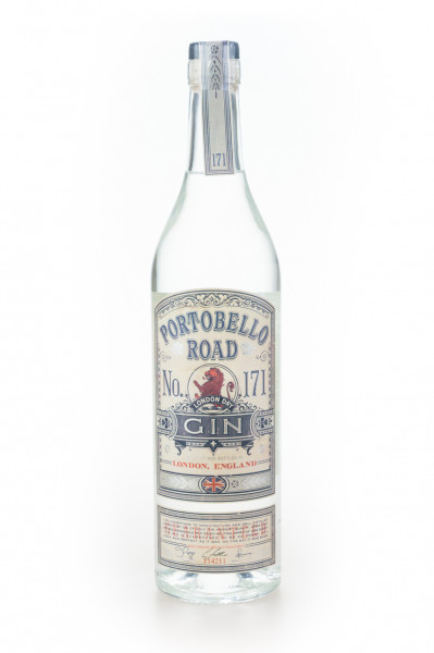 Portobello Road No. 171 London Dry Gin - 0,7L 42% vol