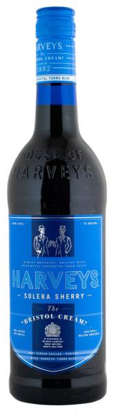 Harveys Bristol Cream Sherry - 0,75L 17,5% vol