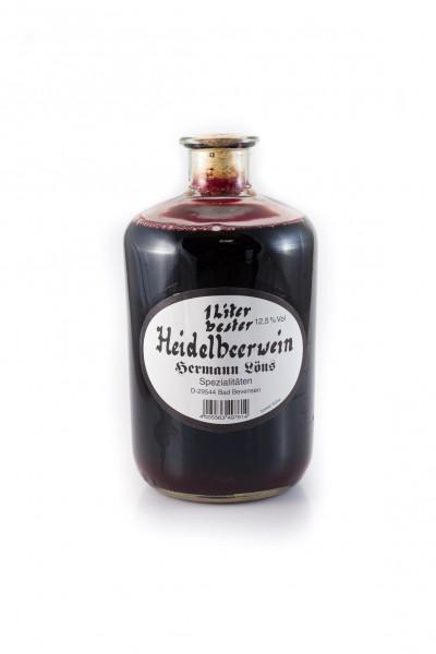 Premium Heidelbeerwein Heidelbeer 1