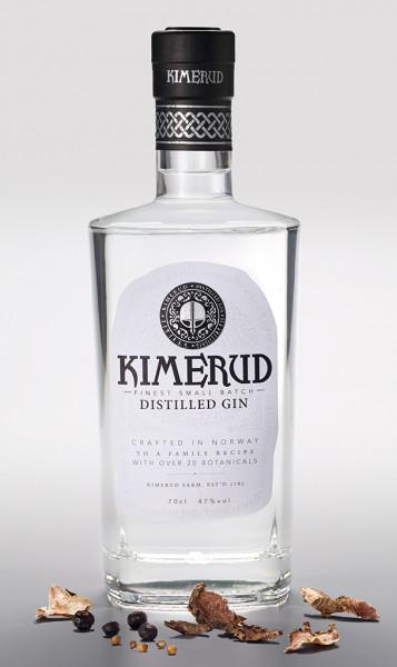 Kimerud Gin - 0,7L 47% vol