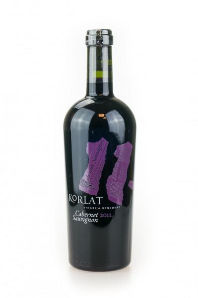 Korlat Cabernet Sauvignon Rotwein - 0,75L 13% vol