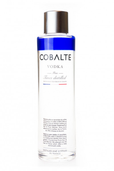 Cobalte Vodka - 0,7L 40% vol