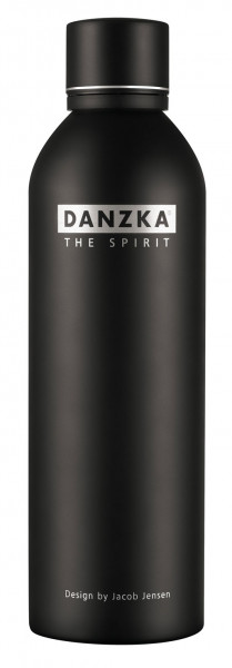 Danzka Danish Vodka THE SPIRIT - 1 Liter 40% vol