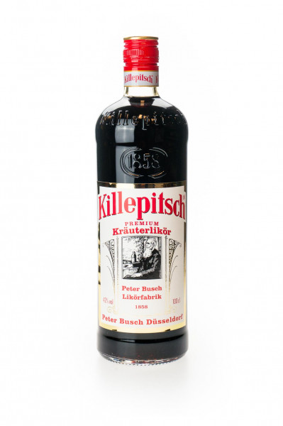 Killepitsch Kräuterlikör - 1 Liter 42% vol