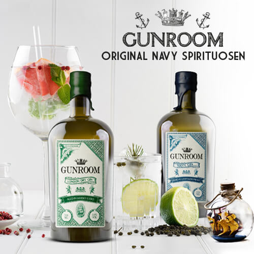 Gunroom Navy Gin