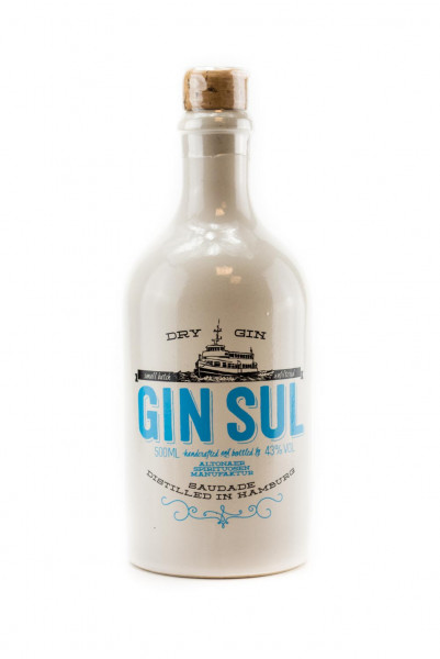 Gin Sul Dry Gin Handcrafted - 0,5L 43% vol