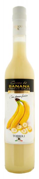 Torboli Crema Banana Bananenlikör - 0,5L 17% vol