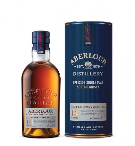 Aberlour 14 Jahre Speyside Single Malt Scotch Whisky - 0,7L 40% vol