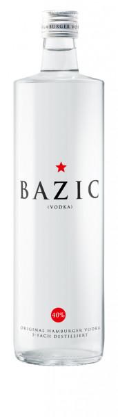 Bazic Vodka - 1 Liter 40% vol
