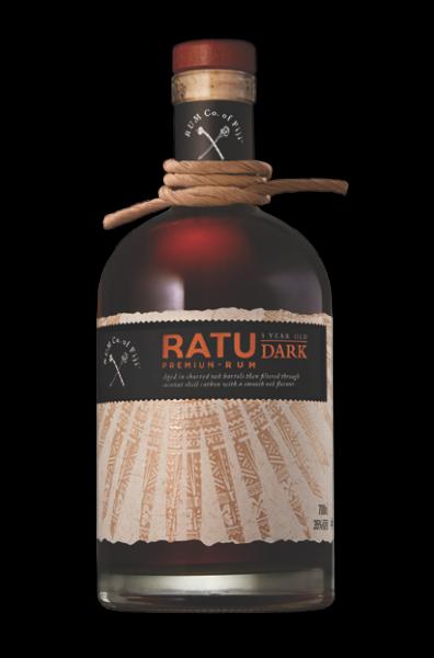 RATU Dark Rum 5 Jahre - 0,7L 40% vol