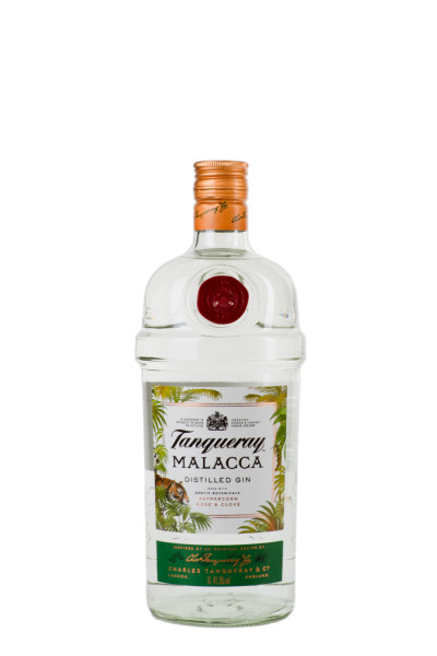 Tanqueray Malacca London Dry Gin - 1 Liter 41,3% vol