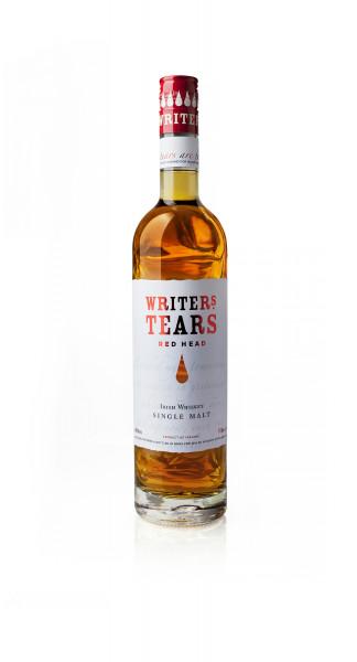 Writers Tears Red Head Single Malt Irish Whiskey - 0,7L 46% vol