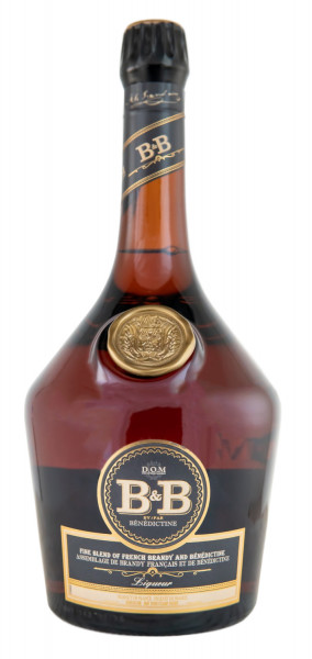 DOM Benedictine B&B Liquore - 1 Liter 40% vol