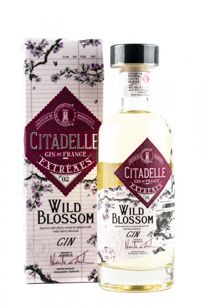 Citadelle Wild Blossom Gin - 0,7L 42,6% vol
