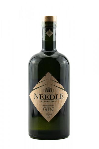 Needle Blackforest Distilled Dry Gin - 1 Liter 40% vol