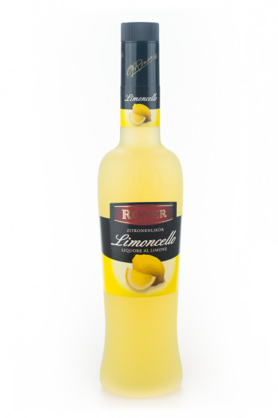 Roner Limoncello Zitronenlikör - 0,7L 30% vol