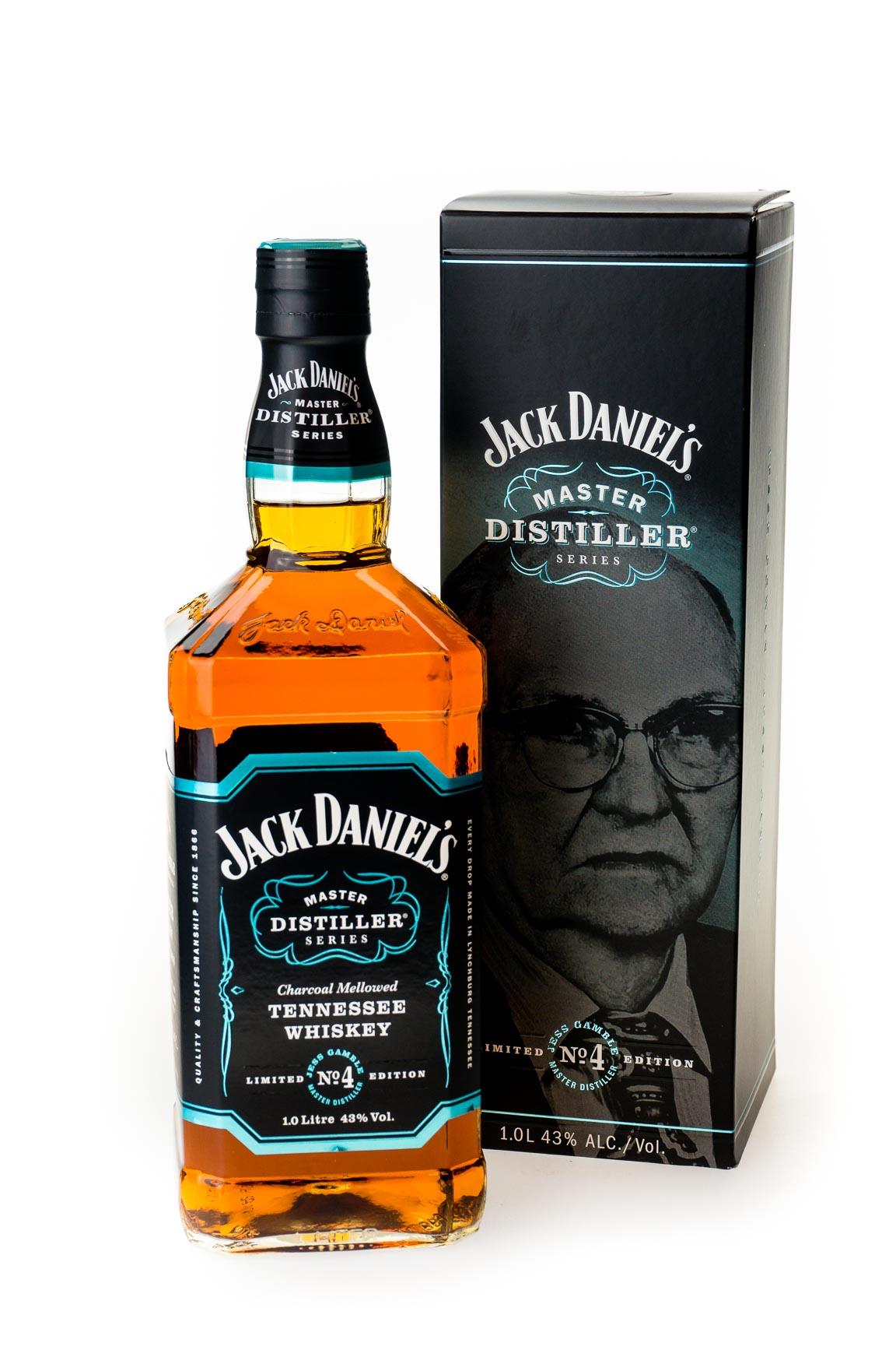 jack daniels master distiller no 4 1l g nstig kaufen. Black Bedroom Furniture Sets. Home Design Ideas