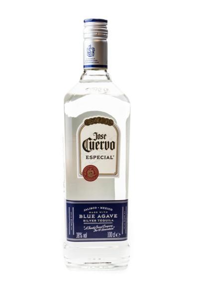 Jose Cuervo Especial Tequila Silver - 1 Liter 38% vol