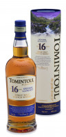 Tomintoul 16 Jahre Single Malt Scotch Whisky - 0,7L 40% vol