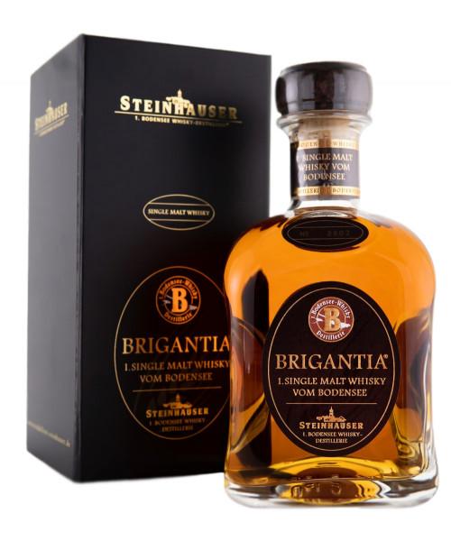 Steinhauser Brigantia Single Malt - 0,7L 43% vol