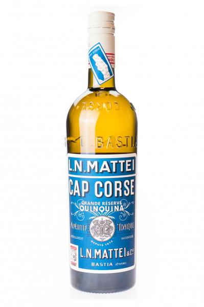 Cap Corse Grande Reserve Blanc - 0,75L 17% vol
