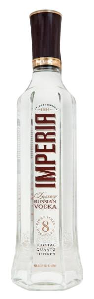 Imperia Luxury Russian Vodka - 0,7L 40% vol