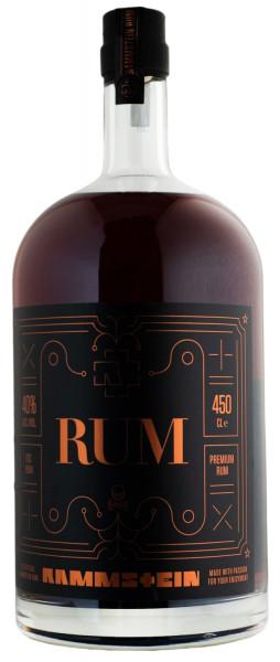 Rammstein Rum 4,5 Liter Großflasche - 4,5L 40% vol