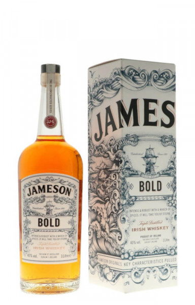 Jameson Bold Irish Whiskey - 1 Liter 40% vol