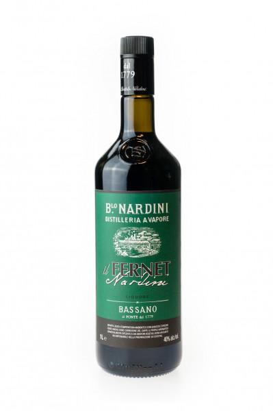 Nardini Fernet - 1 Liter 40% vol