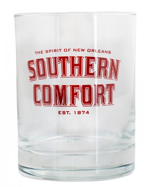 Southern Comfort Whiskey Tumbler