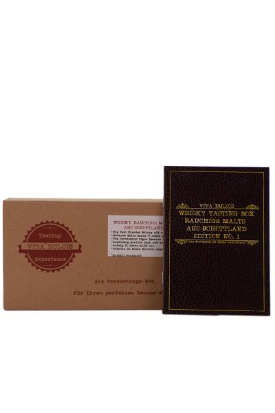 Whisky Rauchige Malts Schottland Tasting Box - 0,12L 45,9% vol