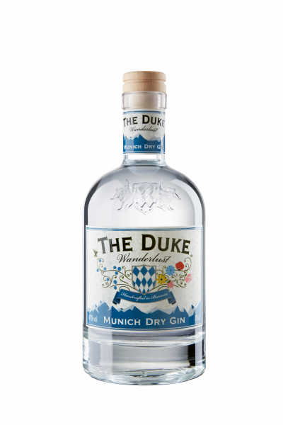 The Duke Wanderlust Bio Gin - 0,7L 47% vol