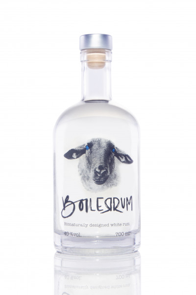 Boilerrum White - 0,7L 40% vol