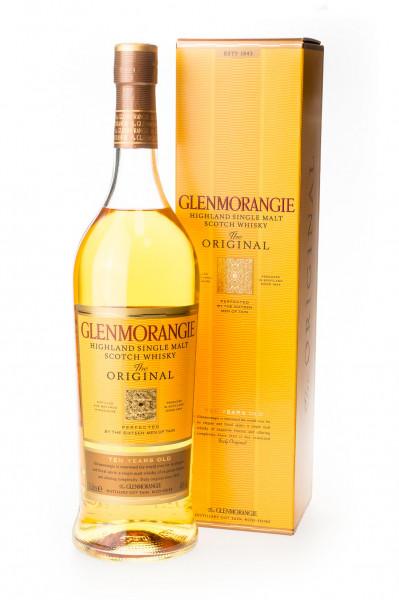 Glenmorangie Original Highland Single Malt Scotch Whisky - 1 Liter 40% vol