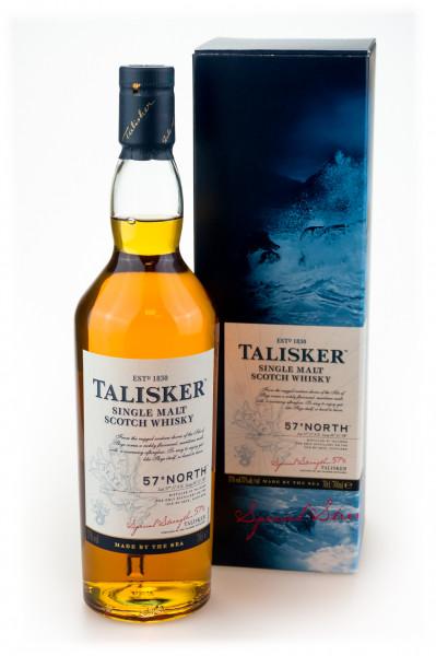 Talisker 57° North Single Malt Scotch Whisky - 0,7L 57% vol