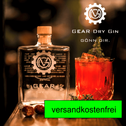 Gear Odenwald Dry Gin
