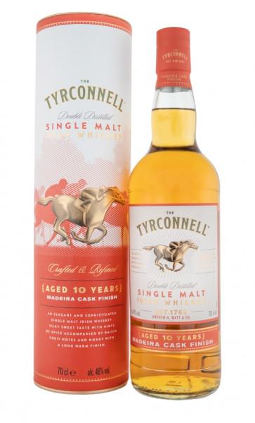Tyrconnell 10 Jahre Madeira Cask Finish Single Malt Irish Whiskey - 0,7L 46% vol