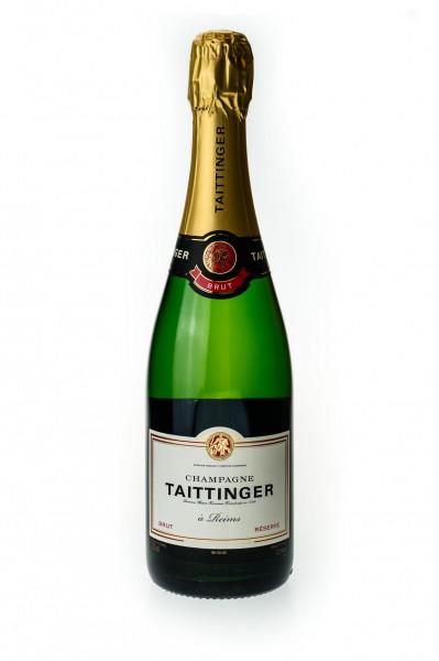 Taittinger Champagner Brut Reserve - 0,75L 12,5% vol