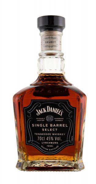 Jack Daniels Single Barrel Tennessee Whiskey - 0,7L 45% vol