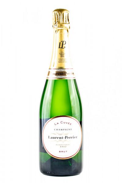 Laurent Perrier Brut Champagner - 0,75L 12% vol