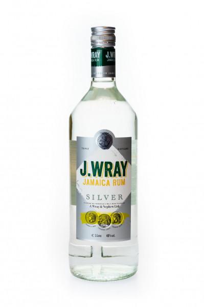 J. Wray Silver Jamaica Rum - 1 Liter 40% vol