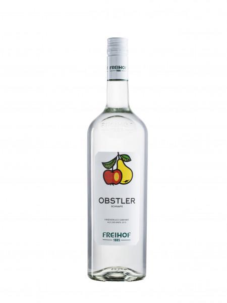 Freihof 1885 Obst Schnaps - 1 Liter 38% vol