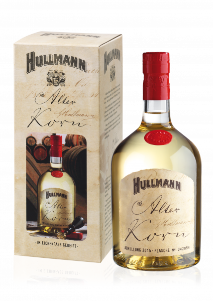 Hullmanns Alter Korn - 0,7L 35% vol